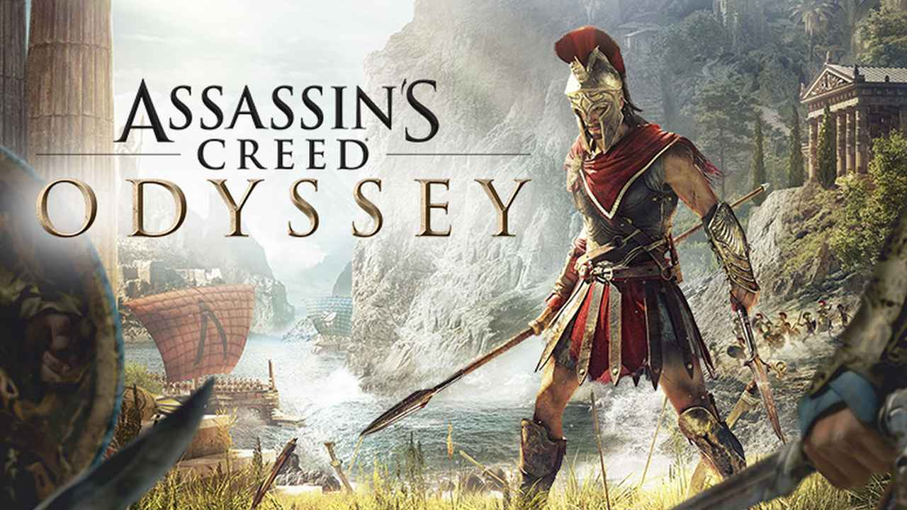 Assassin's Creed Odyssey on Ubuntu 18.04 with Steam